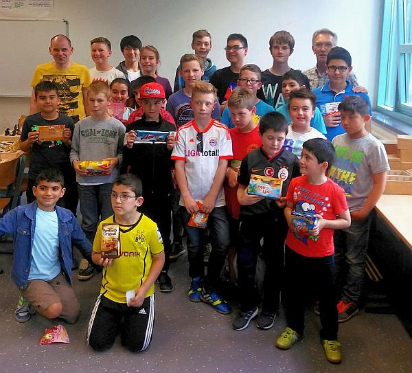 Jugend-Sommerferien-Blitzturnier 2015